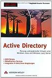 Active Directory: Planung und praktischer Einsatz unter Windows 2000 und Windows 2003 Server (net.com)