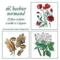 L'herbier normand par Nicole Leroux-Morlet