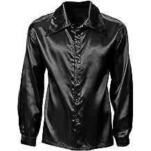 competitive price d658e a857b Amazon.it: camicia raso uomo