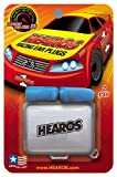 Hearos Racing Ear Plugs, Corded with Free Case, 1 Count by 3M