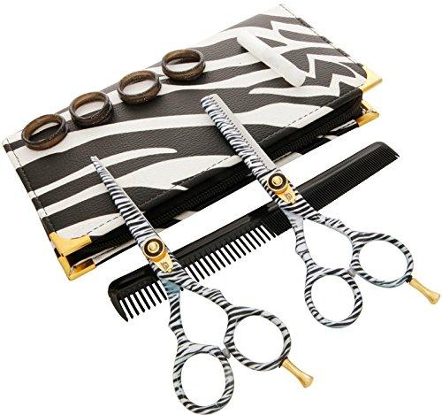negro-y-rosa-flores-barber-de-salon-de-peluqueria-tijeras-tijeras-adelgazaresta-juego-de-55