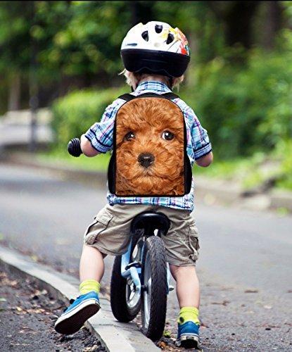 ThiKin , Zainetto per bambini , puppy3 (nero) - ukb_C0583F_alg puppy6