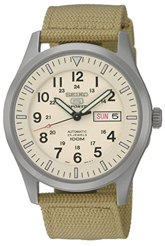 Reloj de pulsera Seiko – Hombre SNZG07K1