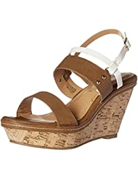 Volatile Women's Zaria Wedge Sandal
