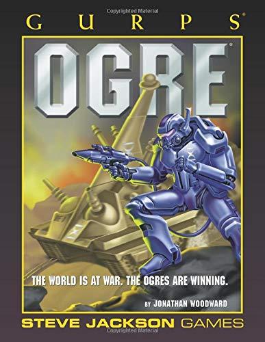 GURPS Ogre por Jonathan Woodward