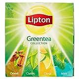 Lipton Te Verde Assortito - 40 Filtri