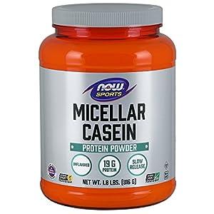 Now Foods Micellar Casein Protein Powder