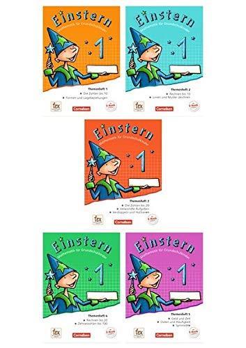 Zeitgemäße Form (Einstern: Mathematik für Grundschulkinder, Teil 1. Verbrauchsmaterial - Themenheft 1. Die Zahlen bis 10, Formen und Lagebeziehungen)