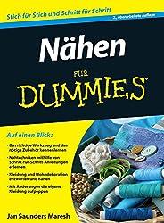 Nähen für Dummies (German Edition)