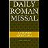 Daily Roman Missal: UNDER CONSTRUCTION