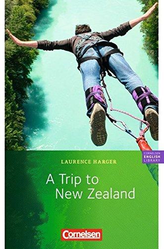 """Preisvergleich Produktbild Cornelsen English Library - Fiction: 6. Schuljahr, Stufe 2 - A Trip to New Zealand: Lektüre zu """"English G 21"""". Mit Aufgaben und Activities"""