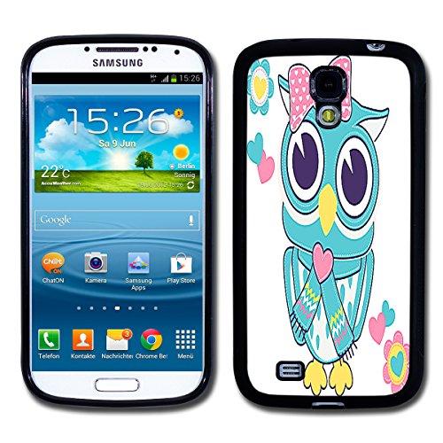 TPU Silikon Style Handy Tasche Case Schutz Hülle Schale Motiv Etui für Apple iPhone 4 / 4S - T6 Design1 Design 11