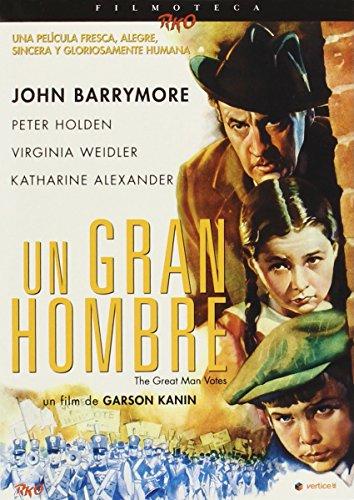 Bild von The Great Man Votes (FILMOTECA RKO: UN GRAN HOMBRE, Spanien Import, siehe Details für Sprachen)