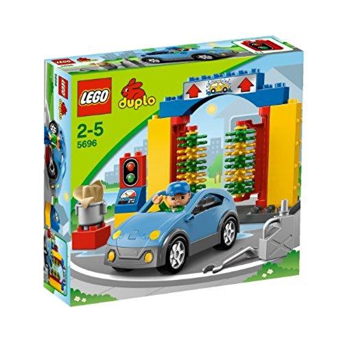 duplo waschanlage LEGO Duplo 5696 - Autowaschanlage