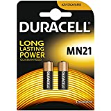 Duracell Specialty Typ MN21 Alkaline Batterie, 2er Pack