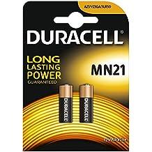 Duracell Security - Kit de 2 pilas (12 V, 1.5 W)
