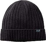 Jack Wolfskin Stormlock Rip Knit Cap Black 2018 Kopfbedeckung
