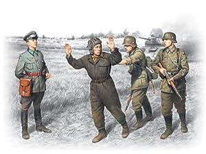 ICM 35391 - Conjunto de Figuras de Operación Barbarroja