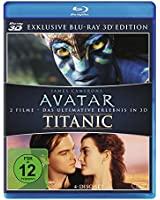 Avatar 3D und Titanic 3D [3D Blu-ray]