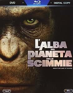 L'alba del pianeta delle scimmie(+DVD+copia digitale)