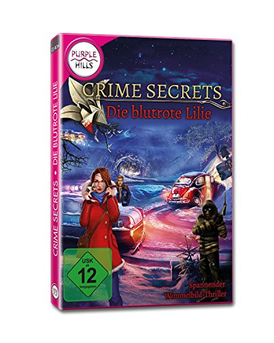 Crime Secrets -Die blutrote Lilie