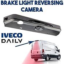 ... Trasera del Coche de visión Nocturna a Prueba de Agua Tercer Techo de la lámpara de Freno luz de Freno Cámara de Marcha atrás para Fiat iveco Daily ...