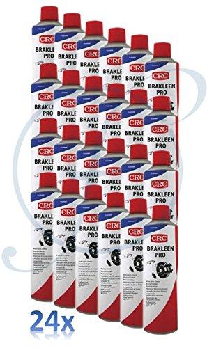 Preisvergleich Produktbild CRC Brakleen PRO Bremsenreiniger 24er BUNDLE