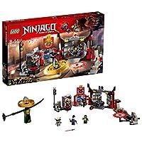Lego - 70640 Ninjago G. O. Genel Merkezi