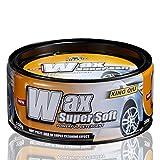 Ocamo Car Wash Wax Auto Care Kristall Vergoldet Hard Oberfläche Beschichtung wasserfest Ebene Malen Wachs Set