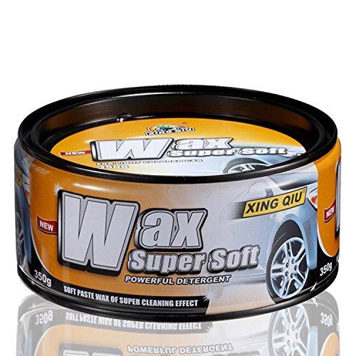 Gigi Wachs-kits (Ocamo Auto Care Kristall Vergoldet Hard Oberfläche Beschichtung wasserfest Ebene Malen Wachs Set)