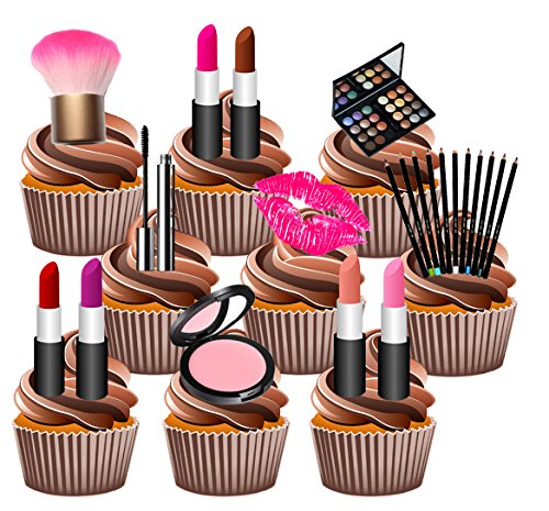 make-up-mix-cosmetics-party-pack-cake-decorations-edible-stand-up-cup-cake-toppers-pack-of-36