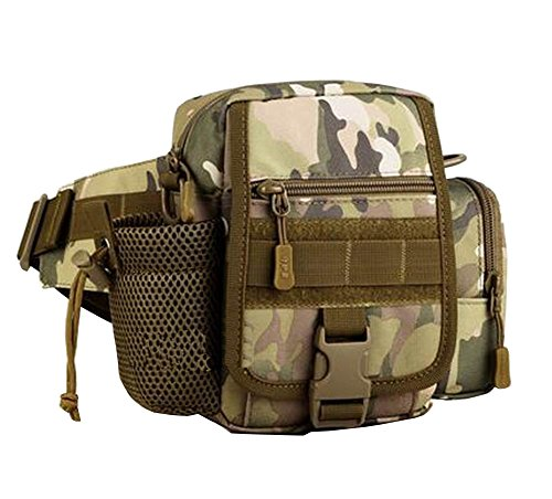 Sport Outdoor Multifunktionale wasserdichte Beutel Taille Pack Mehrfarbig 09