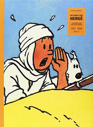 1937-kunst (Die Kunst von Hergé 2: Schöpfer von Tim und Struppi - 1937-1949)