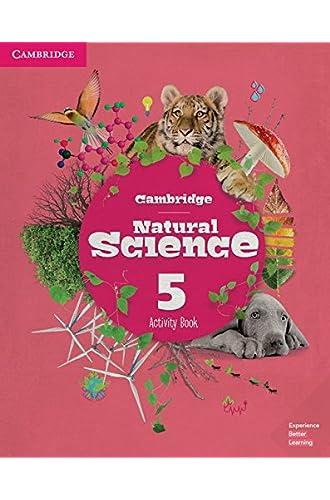 Cambridge Natural Science Level 5 Activity Book