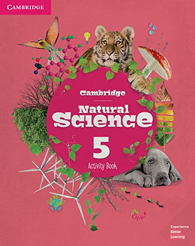 Cambridge Natural Science Level 5 Activity Book (Natural Science Primary) por Cambridge University Press
