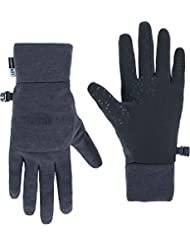 The North Face T0A7LPJBU S Guantes Etip, Mujer, Tnf Dark Gry Heathr (Std), S
