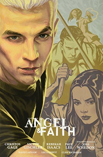 Angel And Faith Season 9 Library Ed 2 (Angel & Faith)