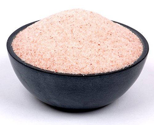 Kristallsalz Typ *Himalaya Salz* Sack Salz Naturbelassen Speisesalz Natursalz (25 Kg) - Himalaya-steinsalz