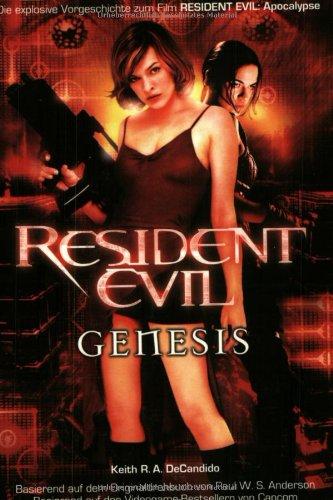 Resident Evil: Genesis (Roman zum Film)