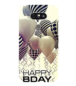 Vizagbeats happy b day Back Case Cover for LG G5