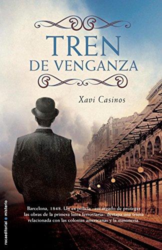 Tren de venganza (Misterio (roca)) eBook: Xavier Casinos: Amazon.es: Tienda Kindle