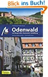 Odenwald: mit Bergstraße, Darmstadt,...