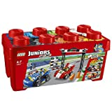 LEGO Juniors 10673: Race Car Rally