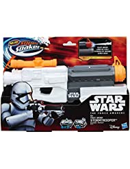 Nerf - B4441eu40 - Soaker - Villain Trooper Blaster - Star Wars