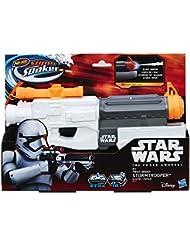 Hasbro Super Soaker B4441EU4 - Star Wars E7 First Order Stormtrooper Blaster,Wasserpistole