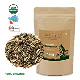 Jarved Immunity Booster Tea: Lemongrass, Tulsi and Green Tea.(50g, Makes 25 Cups) Special
