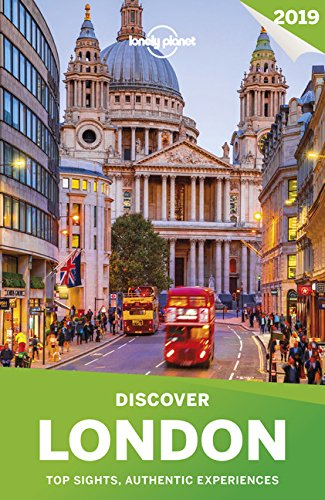Lonely Planet Discover London 2019 por Lonely Planet