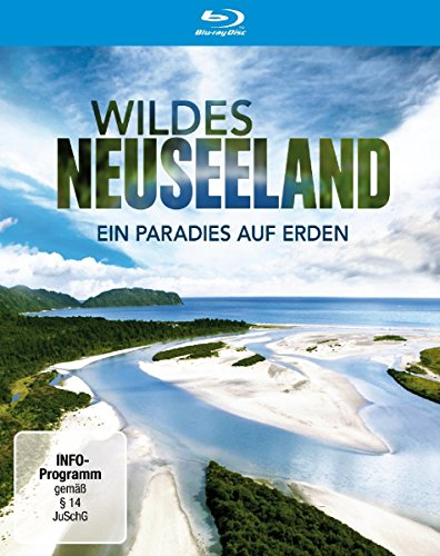 Wildes Neuseeland - Ein Paradies auf Erden [Blu-ray]