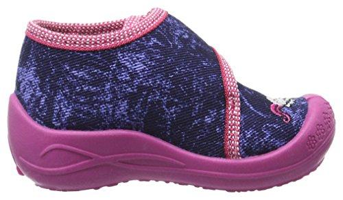 Fischer - Mini, Scarpine e pantofole primi passi Bimba 0-24 Blau (water)