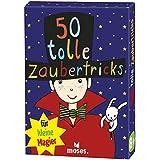 moses. 21090 - Zaubertricks für kleine Magier, 50 tolle
